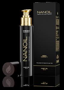 zdrowe włosy dzięki Nanoil